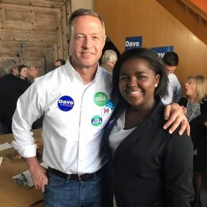Governor O'Malley & I!