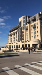 The Edgewater Hotel on Lake Mendota