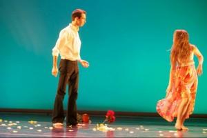 """""""Hua"""" choreographed by Jingqiu Guan"""