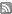 rss feed icon